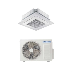 Samsung Mennyezeti 4 utas kazettás Wind-Free (AC052RN4DKG/EU+AC052RXADKG/EU)+választható dekorpanellel