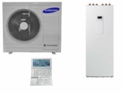 Samsung EHS Mono Beépített HMV tartállyal+EHS vezetékes szabályzóval (AE160RXYDGG/EU/AE260RNWMGG/EU)