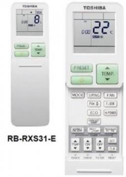 Toshiba oldalfali készülékhez (RB-RXS31-E)