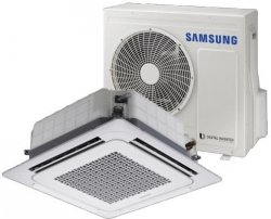 Samsung Mennyezeti 4 utas kazettás inverteres Nordic CAC (AC071JN4CEH/EU+AC071JXSCEH/EU)