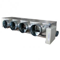 Daikin zónázó szett légcsatornázható egységek (AZEZ6DAISL01M4)