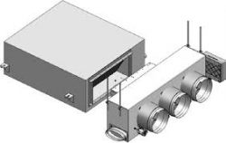 Daikin zónázó szett légcsatornázható egységek (AZEZ6DAISL01S3)