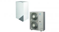 Daikin Altherma Falra szerelhető levegő (EHBH11CB3V/ERLQ011CV3) - víz hőszivattyú