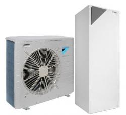Daikin (EHVX08S26CB9W/ERLQ008CV3) Altherma padlón álló levegő - víz hőszivattyú