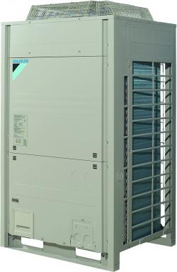 Daikin (ERQ100AV1) inverteres hőszivattyús kondenzátor