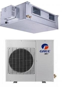 Gree UM Légcsatornás (GUD125PHS/A-T) Inverteres Split klíma