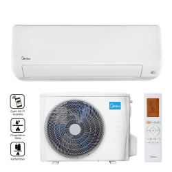 Midea All Easy Pro (MSEPBU-09HRFN8/MOX330-09HFN8)+Wifi modullal+csepptálca fűtéssel