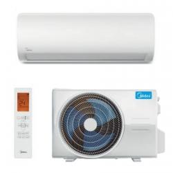 Midea Xtreme Save (MSAGAU-09HRFNX/MOX102-09HFN8) + csepptálca fűtéssel és karter fűtéssel